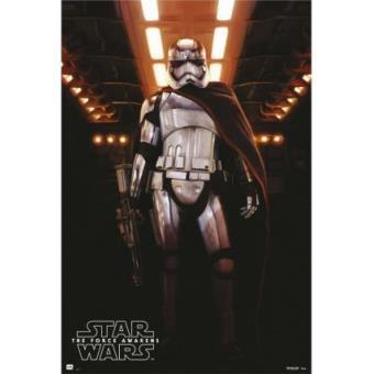 Star Wars Episode VII - Poster Capitan Phasma