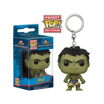 Funko Pocket Pop Keychains : Marvel Thor Ragnarok - Hulk