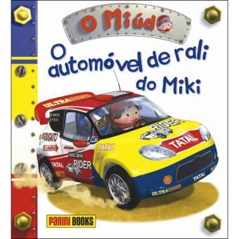 O Automóvel de Rali do Miki