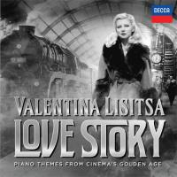 Love Story: Piano Themes From Cinema's Golden Age - CD