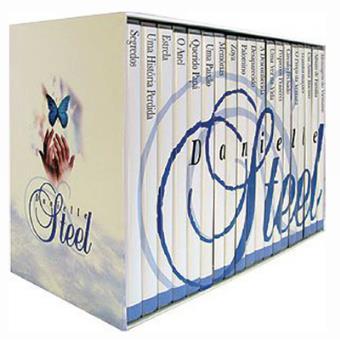 Pack Danielle Steel 19 DVD's