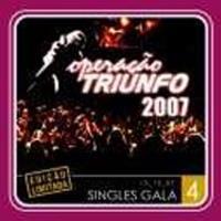 Operação Triunfo 2007 - Gala 4