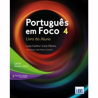 Português em Foco - Livro 4