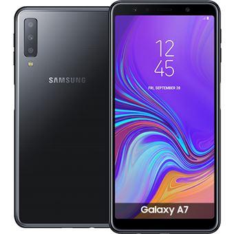 Smartphone Samsung Galaxy A7 - A750 - Preto