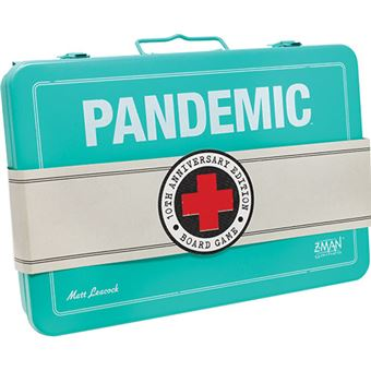 Pandemic - 10th Anniversary Edition - Z-Man Games
