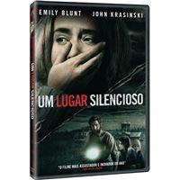 Um Lugar Silencioso - DVD