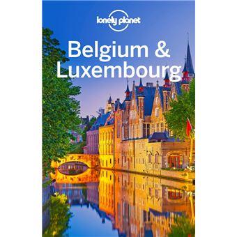 Lonely Planet Belgium & Luxembourg
