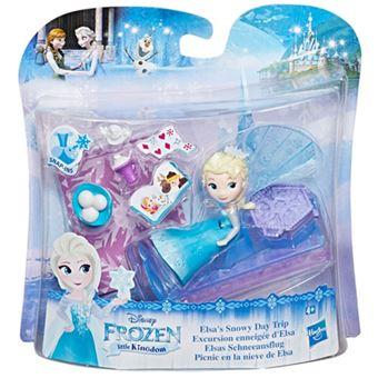 Frozen Mini com Acessórios - Hasbro - Envio Aleatório