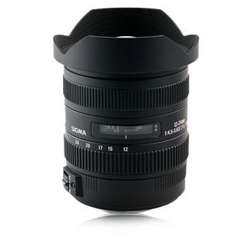 Sigma Objetiva 12-24mm f/4.5-5.6 DG HSM II (Canon)