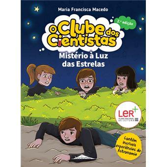 O Clube dos Cientistas - Livro 12: Mistério à Luz das Estrelas
