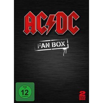 AC/DC Fan Box (2DVD)