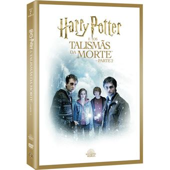 Harry Potter e os Talismãs da Morte: Parte 1 - 2DVD