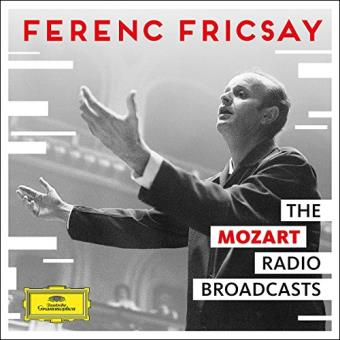 Ferenc Fricsay: The Mozart Radio Broadcasts - 4CD