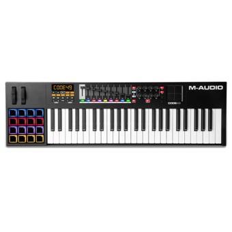 Controlador Midi Code 49 Black M-Audio
