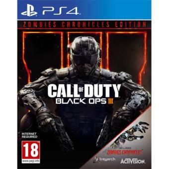 Call Of Duty 3 + Zombie Chronicles - PS4