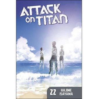 Attack on Titan - Book 22