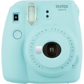Fujifilm instax mini 9 - Azul Gelo