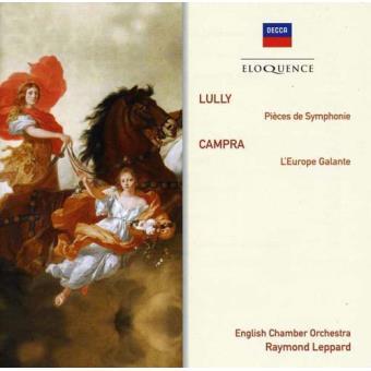Raymond Leppard conducts Lully & Campra