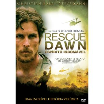 Rescue Dawn - Espirito Indomável