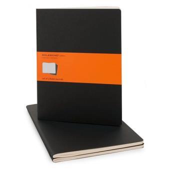 Moleskine: Caderno Pautado XL Preto