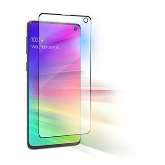 Película Ecrã Vidro Temperado Invisible Shield Glassfusion Visionguard para Samsung Galaxy S10
