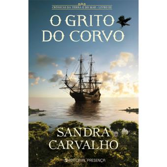 Crónicas da Terra e do Mar - Livro 3: O Grito do Corvo
