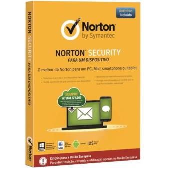 Norton Security 2015 (1 Dispositivo | 1 Ano)