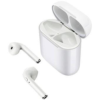 Auriculares Bluetooth True Wireless Muvit - Branco