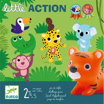 Little Action Desafios - Djeco