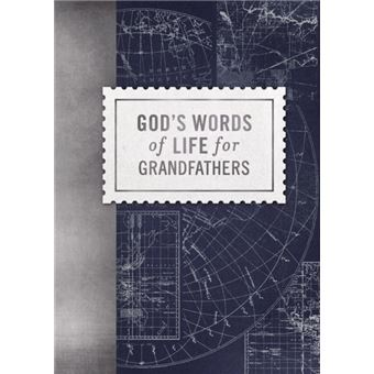 God's words of life for grandfather