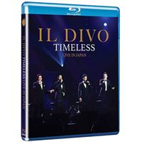 Timeless Live in Japan - Blu-ray