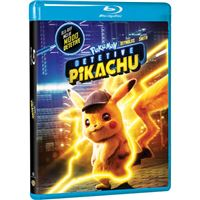 Pokémon Detetive Pikachu - Blu-ray