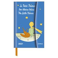 Agenda Semanal 12 Meses 2021 TeNeues - The Little Prince
