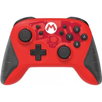 Comando Sem Fios HORI para Nintendo Switch - HoriPad Super Mario