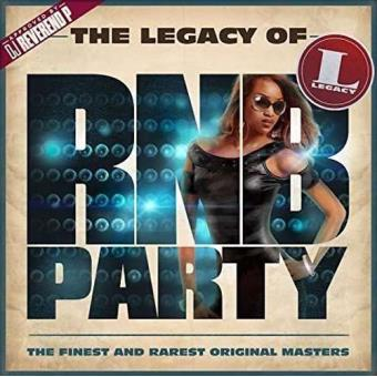 The Legacy Of Rn'b Party (3CD)