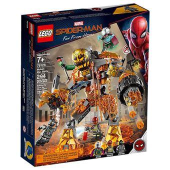 LEGO Marvel Super Heroes 76128 O Combate de Molten Man