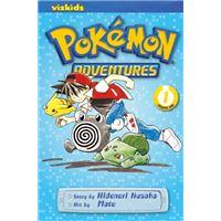 Pokemon Adventures - Volume 1