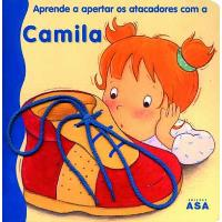 Aprende a Apertar os Atacadores com a Camila