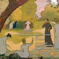 Franck: Violin Sonata & Chausson: Concert - CD