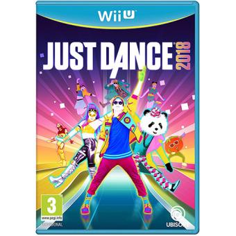 Just Dance 2018 Nintendo Wii U