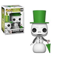 Funko Pop! Disney: Snowman Jack - 448
