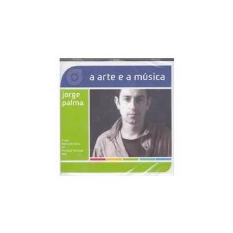 ARTE E A MUSICA-JORGE PALMA