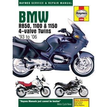 Bmw r850, 1100 & 1150