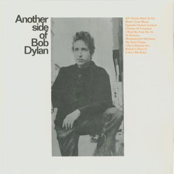 Another Side Of Bob Dylan - LP 12''