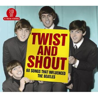 Twist And Shout (3CD)