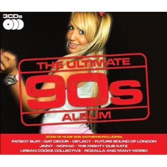 Ultimate 90's Album (3CD)
