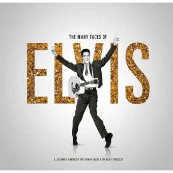 The Many Faces Of Elvis (3CD)