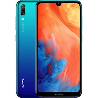 Smartphone Huawei Y7 2019 - 32GB - Azul Aurora