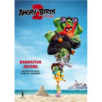 Angry Birds 2 - Narrativa Juvenil