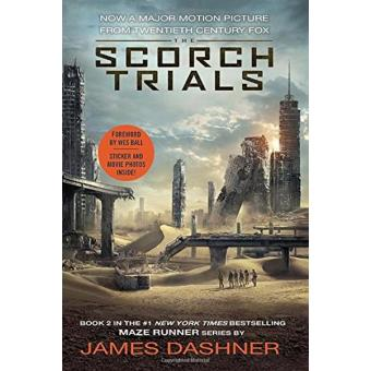 Maze Runner Book 2 The Scorch Trials James Dashner Compra
